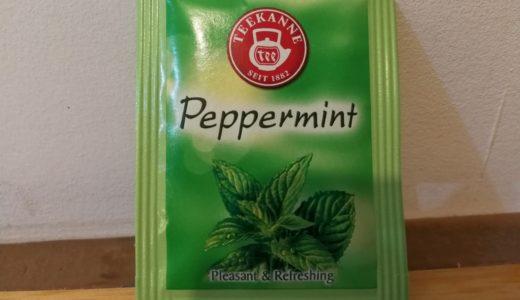 カフェインなし!「ポンパドール」のペパーミントティーをレビュー