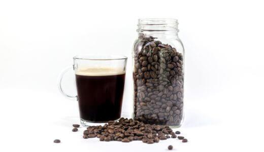 カフェイン量が違う!コーヒーの深煎り・浅煎りについて