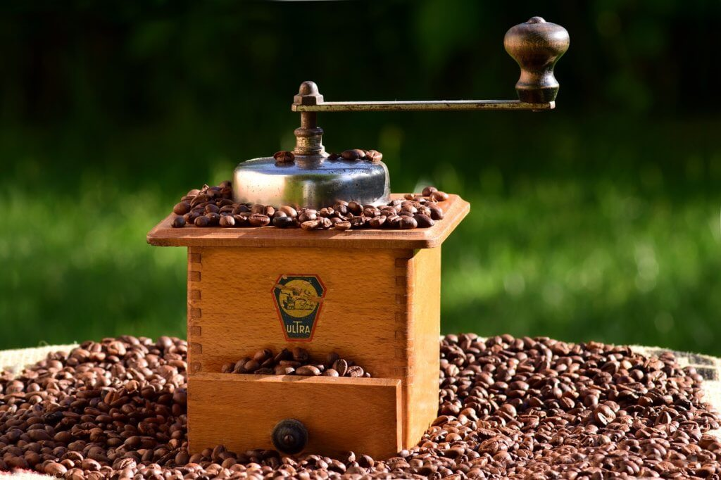 コーヒーミル(グラインダー)の画像