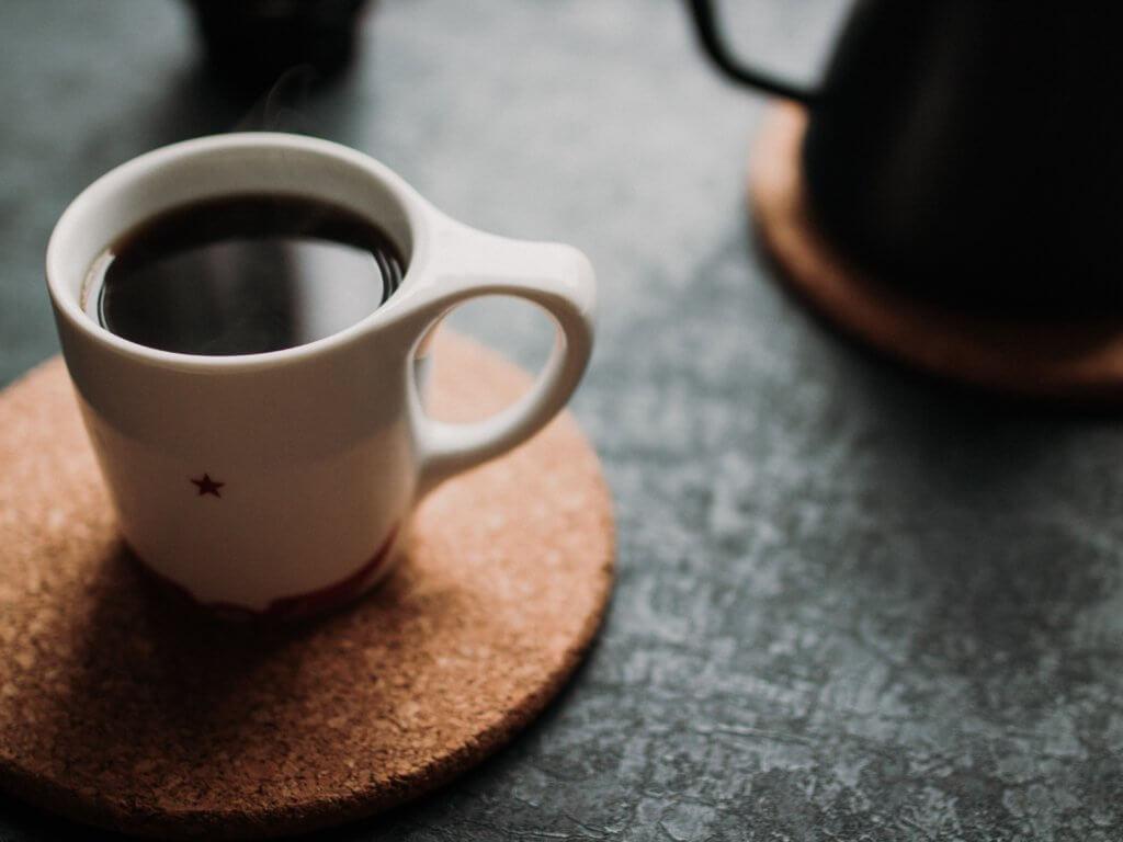 おいしいコーヒーの画像
