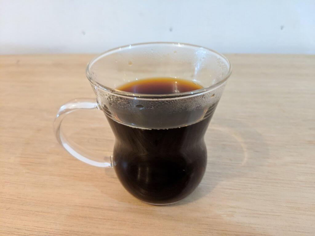 イノセントコーヒーのコロンビア豆デカフェコーヒー